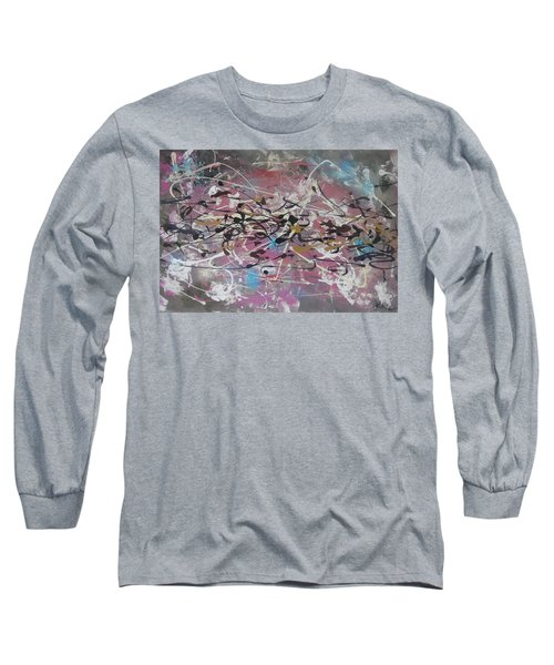 Crazy Afternoon Long Sleeve T-Shirt