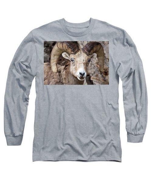 Crazy Eyes Long Sleeve T-Shirt