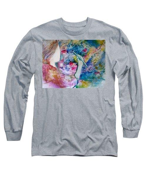 Created To Create Long Sleeve T-Shirt
