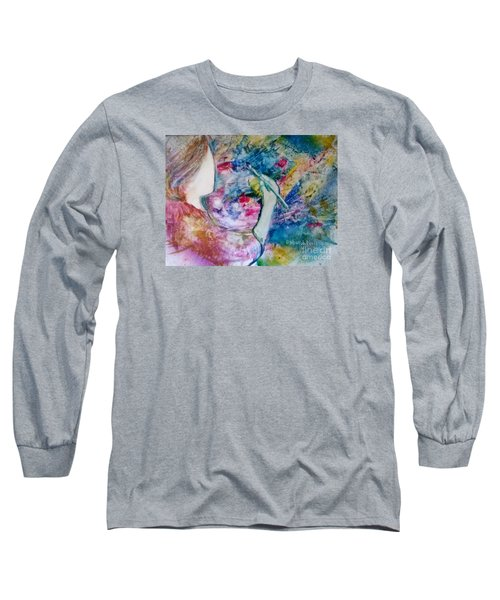 Created To Create Long Sleeve T-Shirt