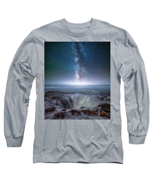 Creation Long Sleeve T-Shirt by Darren White