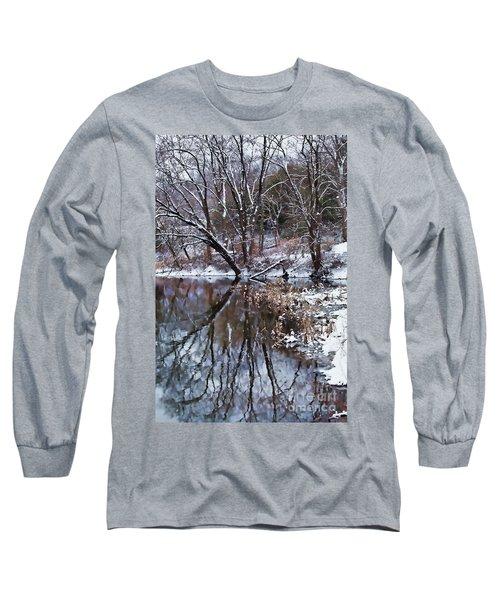 Creekside Long Sleeve T-Shirt by Nicki McManus