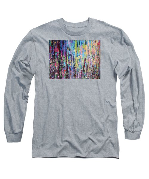 Creeping Beauty - Large Work Long Sleeve T-Shirt