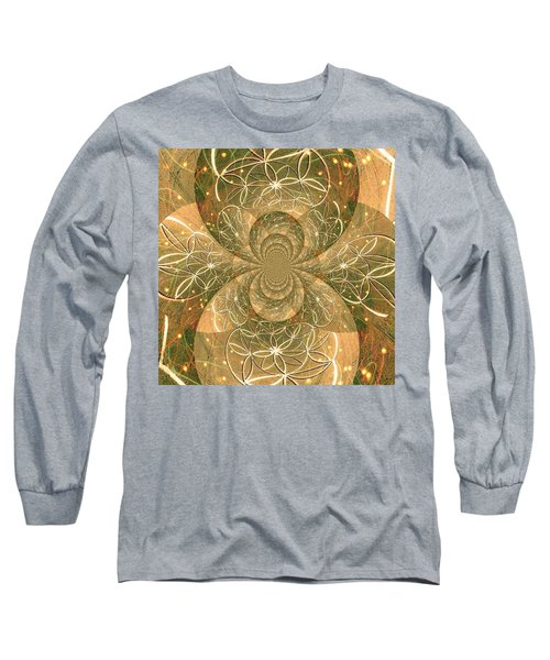 Crop Of Life II Long Sleeve T-Shirt