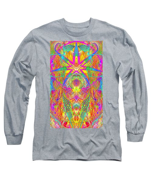 Cross 3 11 17 Long Sleeve T-Shirt