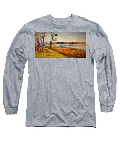 Cross Ranch State Park Long Sleeve T-Shirt