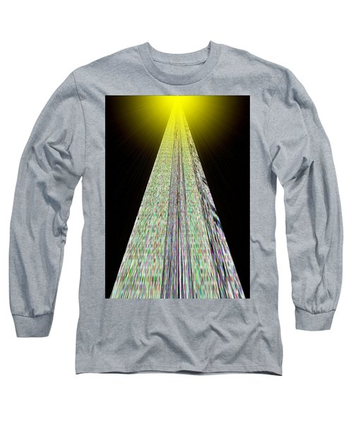 Cross That Bridge Long Sleeve T-Shirt