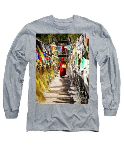Crossing Over Long Sleeve T-Shirt