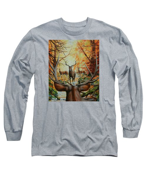 Crossing Paths Long Sleeve T-Shirt