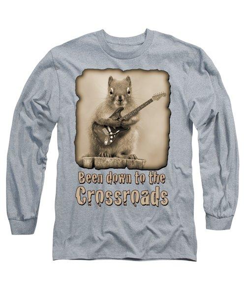 Crossroads-shirt Long Sleeve T-Shirt