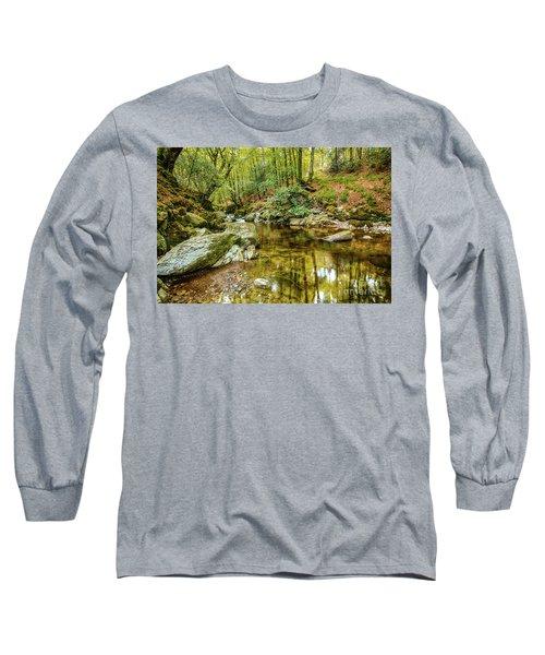 Crough Wood 1 Long Sleeve T-Shirt