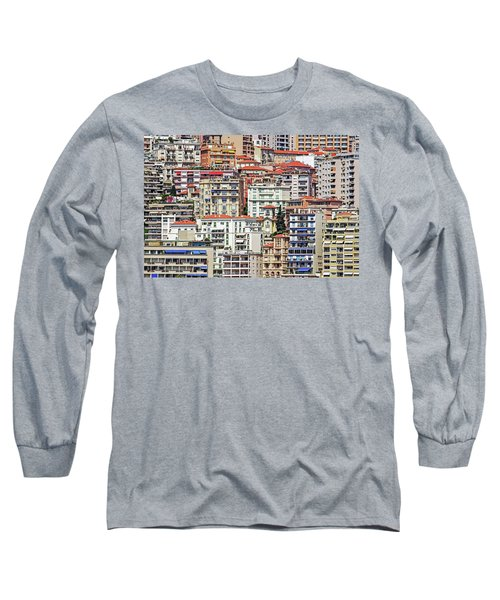 Crowded House Long Sleeve T-Shirt by Keith Armstrong