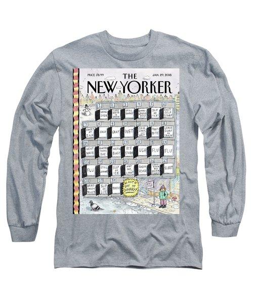 Cruellest Month Long Sleeve T-Shirt