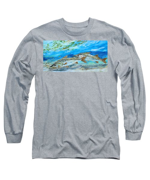 Cruising Snook Long Sleeve T-Shirt
