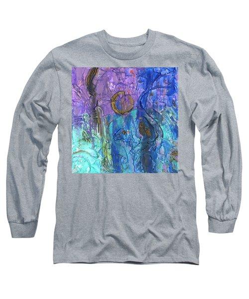 Crusader Long Sleeve T-Shirt by Phil Strang
