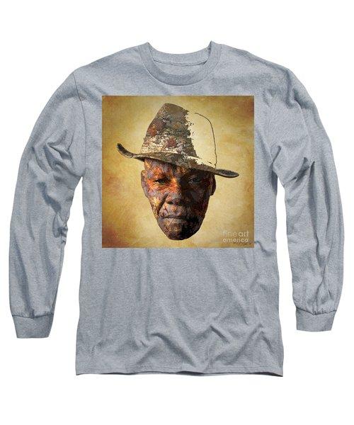Cryptofacia 47 - Augustus Long Sleeve T-Shirt