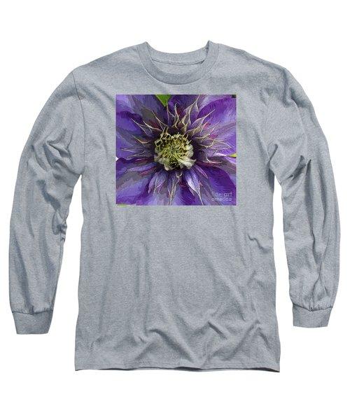 Crystal Fountain Long Sleeve T-Shirt
