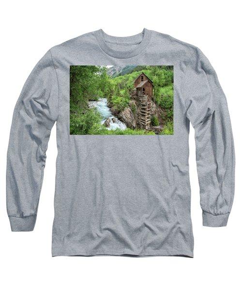 Crystal Mill Colorado 3 Long Sleeve T-Shirt