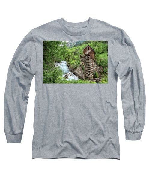 Crystal Mill Colorado 3 Long Sleeve T-Shirt
