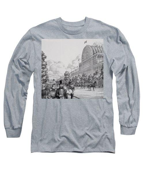 Crystal Palace Long Sleeve T-Shirt