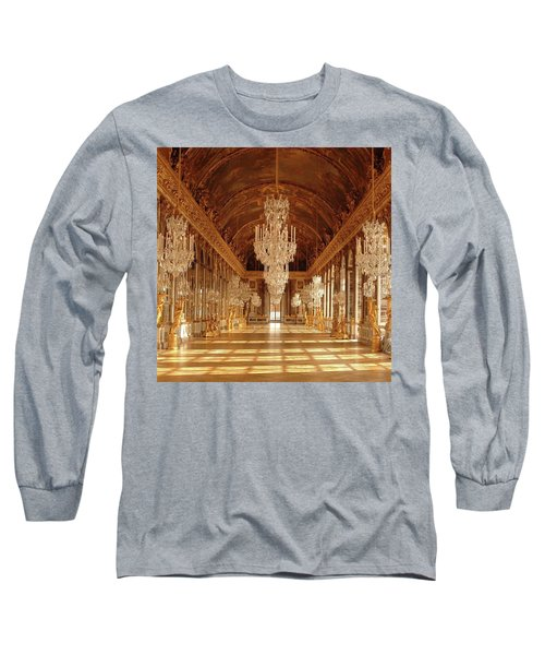 Crystalized  Long Sleeve T-Shirt