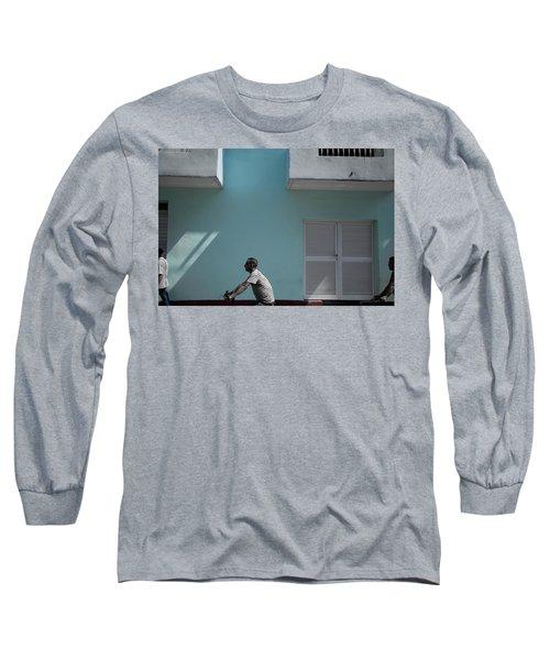 Cuba #6 Long Sleeve T-Shirt