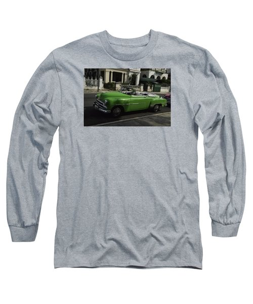 Cuba Car 3 Long Sleeve T-Shirt