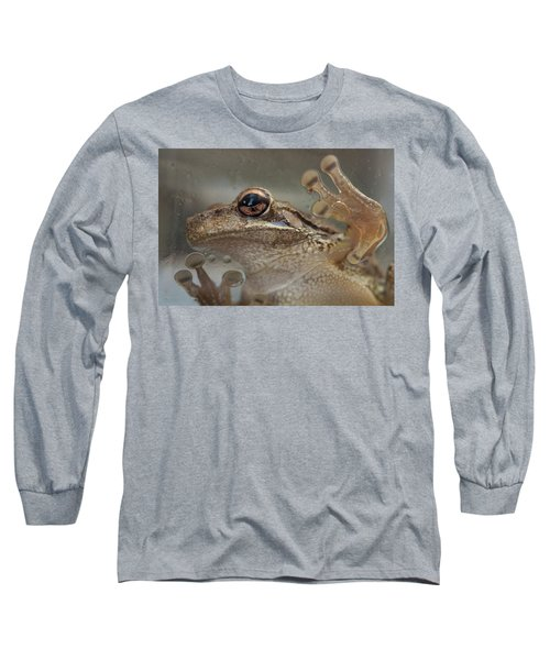 Cuban Treefrog Long Sleeve T-Shirt