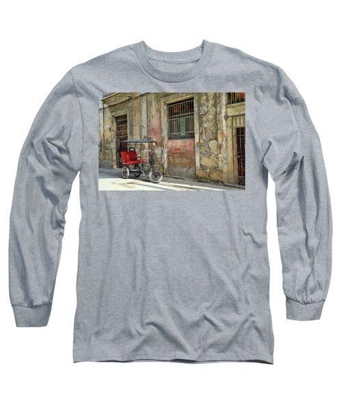 Cuban Uber Long Sleeve T-Shirt