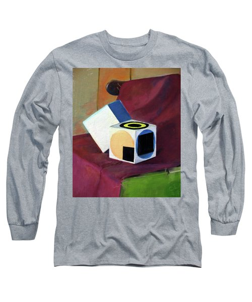 Cubes Long Sleeve T-Shirt