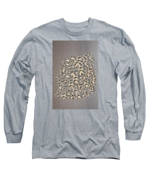 Cubism Long Sleeve T-Shirt