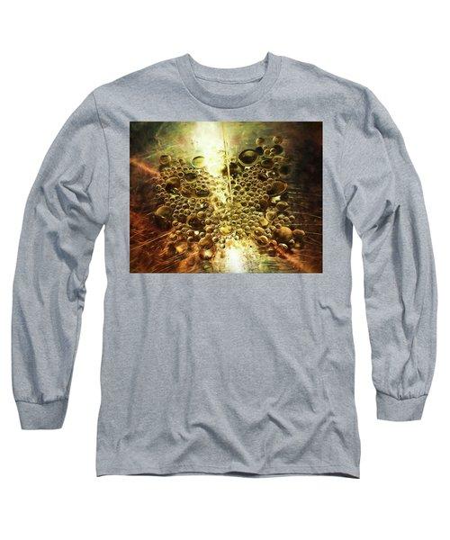 Culinary Abstract Long Sleeve T-Shirt