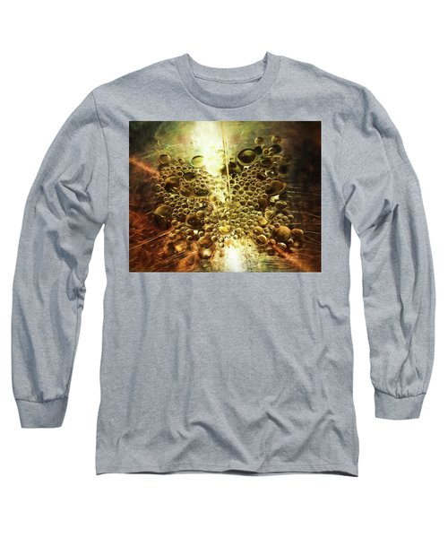 Culinary Abstract Long Sleeve T-Shirt