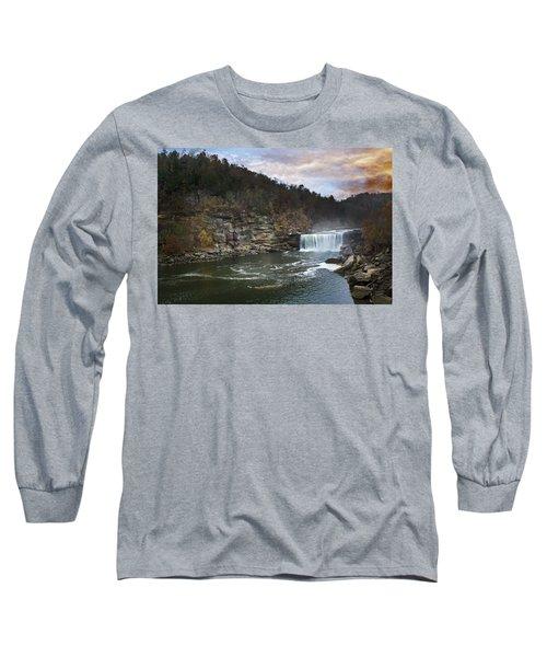 Cumberlland Falls Long Sleeve T-Shirt