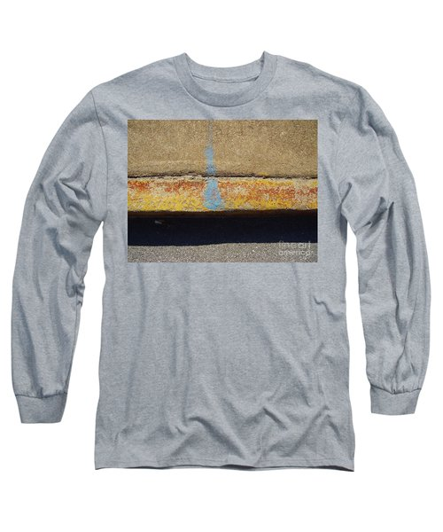 Curb Long Sleeve T-Shirt by Flavia Westerwelle