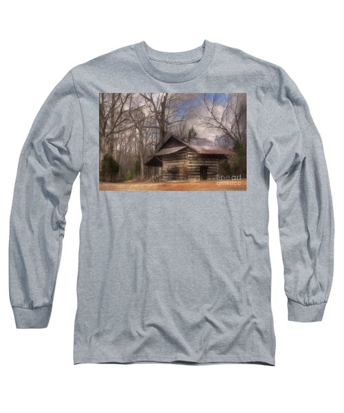 Long Sleeve T-Shirt featuring the photograph Curing Time by Benanne Stiens
