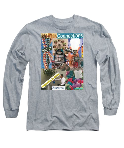 Curious Connections Long Sleeve T-Shirt