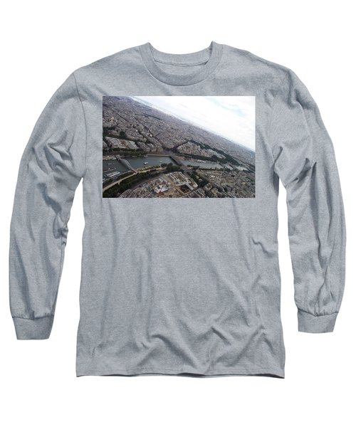 Curvature Long Sleeve T-Shirt