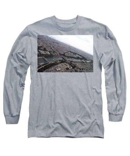 Curvature Long Sleeve T-Shirt
