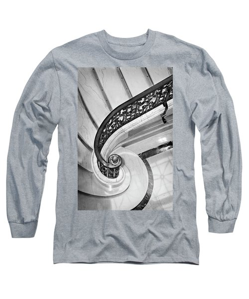 Curves And Light Long Sleeve T-Shirt