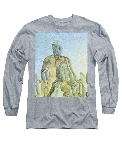 Cyclops Long Sleeve T-Shirt by Joaquin Abella
