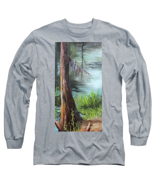Cypress Up Close Long Sleeve T-Shirt