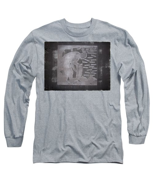D U Rounds Project, Print 33 Long Sleeve T-Shirt