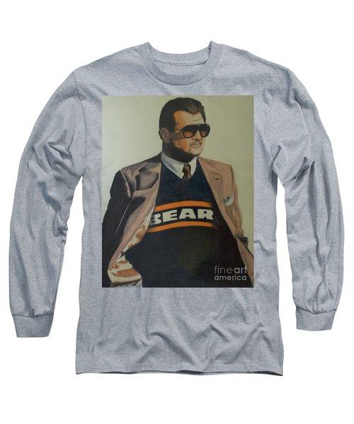 Da Coach Ditka Long Sleeve T-Shirt