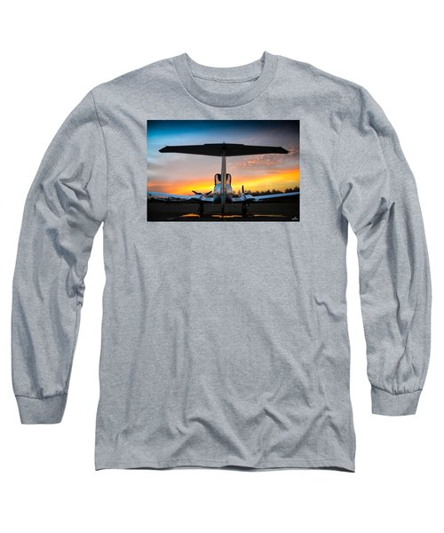 Da42 Facing The Dawn Long Sleeve T-Shirt