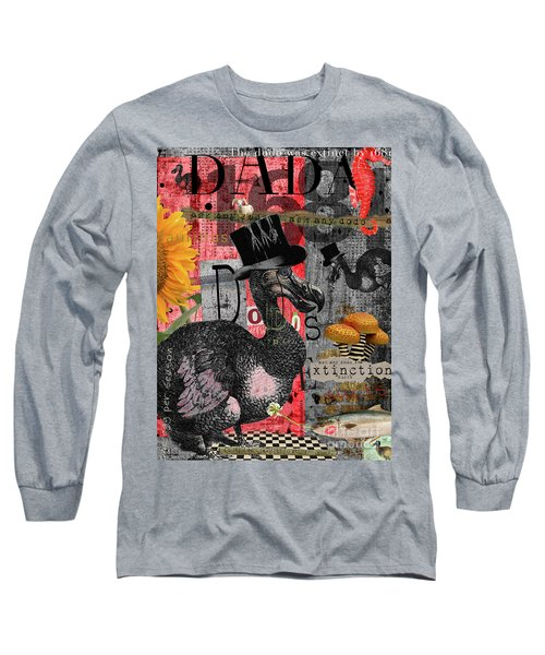 Dada Dodos Long Sleeve T-Shirt