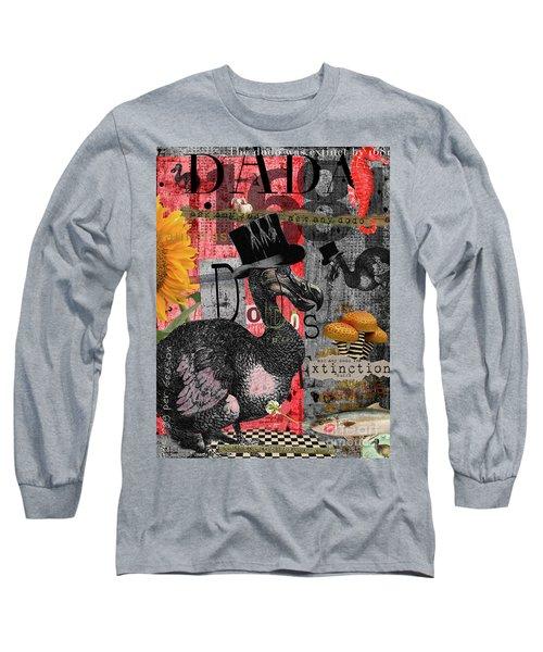 Dada Dodos Long Sleeve T-Shirt