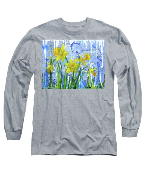 Daffodil Ding Dongs Long Sleeve T-Shirt