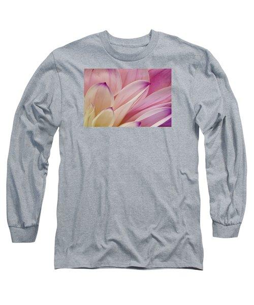 Dahlia Petals 3 Long Sleeve T-Shirt