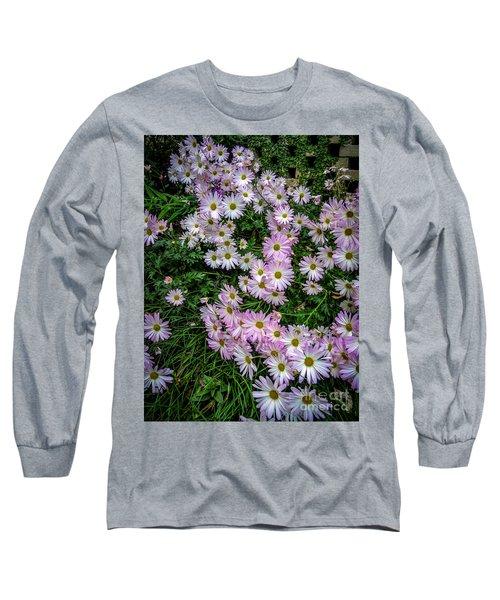 Daisy Patch Long Sleeve T-Shirt